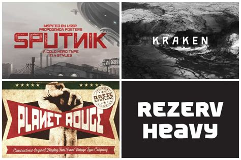 28 Slavic Fonts To Level-Up Your Designs - HipFonts