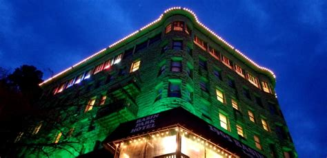 Top Ten Places to Stay in Eureka Springs Arkansas in the