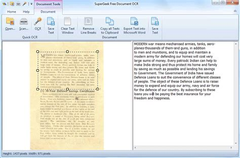 Top 10 Free OCR Readers to Handle Scanned PDF Files
