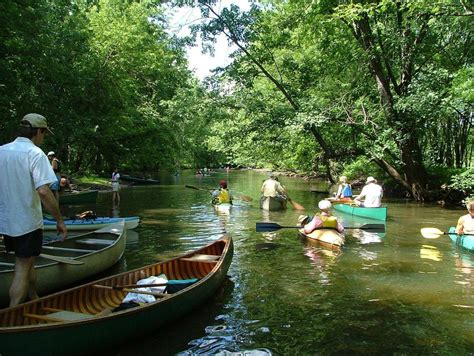 CT's Flatwater Destinations For Canoers, Kayakers