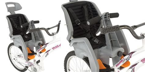 baby seat « Accessories « Products « Trail-a-Bike