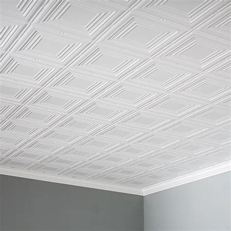 Fasade Ceiling Tile-2x4 Direct Apply-Portrait in Matte