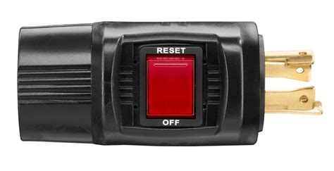 PowerFit 30 Amp 240V to 20 Amp 240V Outlet Adapter | The