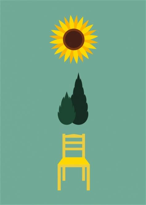 Minimalistic Posters Of Famous Painters For Your Guessing