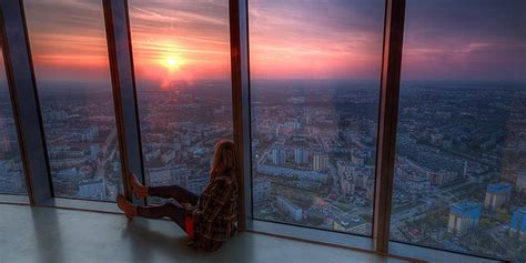 Sky Tower Viewing Point Wroclaw   Poland - Local Life