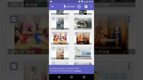 DiskDigger photo recovery :- App Review - YouTube