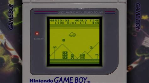 Retroarch - Gameboy with Overlay and Shader - YouTube