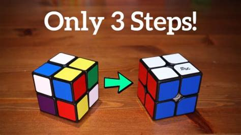 How To Solve a 2x2 Rubik's Cube (Under 5 Minutes!) - HideoutTV