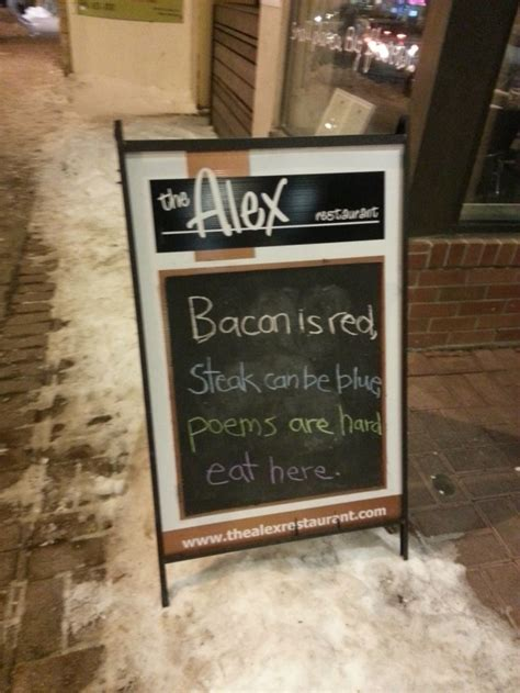 50 Awesome Restaurant Sandwich Board Signs - Refined Guy