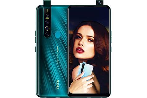 TECNO Camon 15 Pro Specifications Price In BD, India