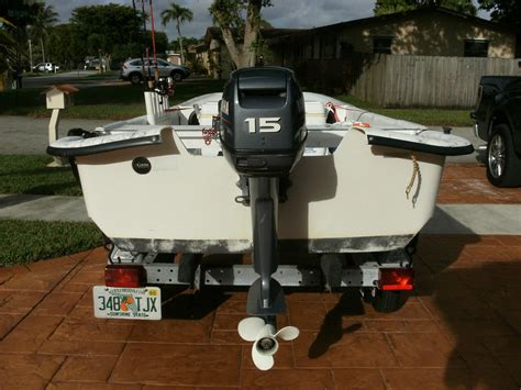 Carolina Skiff J14 2005 for sale for $2,650 - Boats-from