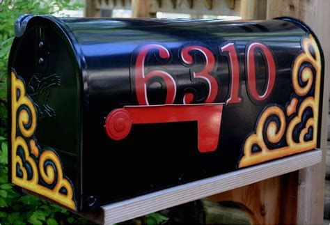 Personalized Magnetic Mailbox Covers   AdinaPorter