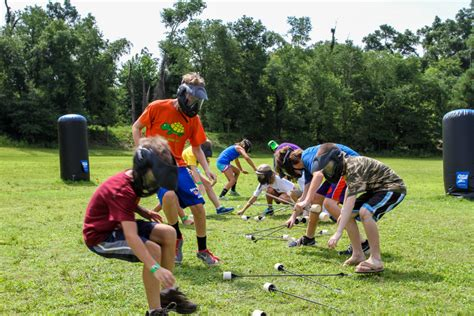 Archery Tag   Camp Canaan Adventures in Rock Hill, SC