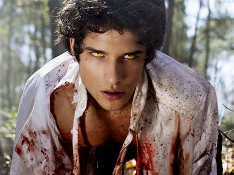 MTV's new scripted series 'Teen Wolf' features heartthrob
