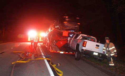 Six Injured in Colleton County Accident with Entrapment on