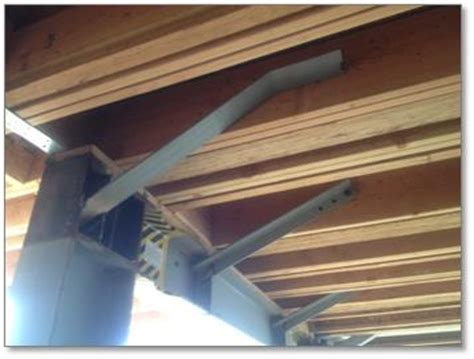 Steel Moment Frame Beam Bracing - Simpson Strong-Tie