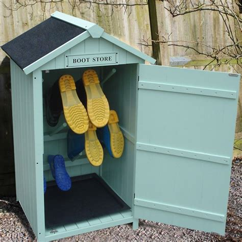 Welly Boot Storage, Green (With images) | Boot storage