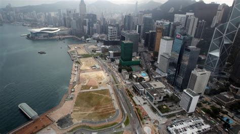 Unease at planned reclamation projects in Hong Kong