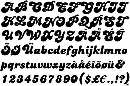 Fontscape Home > Period > Sixties (1960-1969) | Lettering