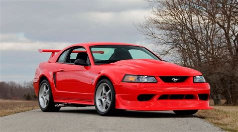 Headed to Auction: 2000 Mustang SVT Cobra R With 480 Miles