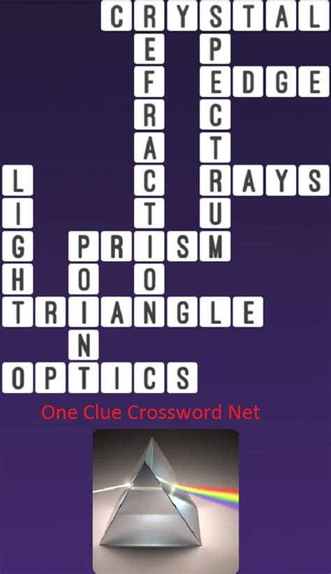 Prism - Get Answers for One Clue Crossword Now