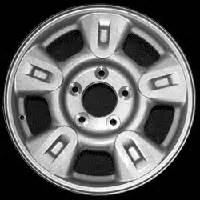 Ford Expedition Factory Wheels at Andy's Auto Sport