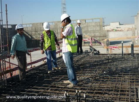The QC Inspector Duties and Responsibilities