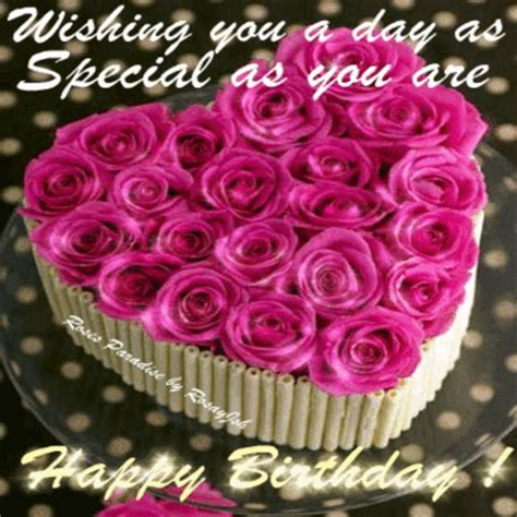 Wishing You A Day As Special As You Are Happy Birthday