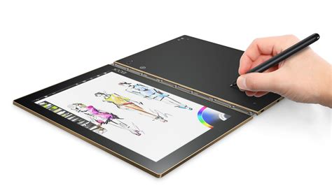 Lenovo's beautiful tablet/laptop hybrid also captures what