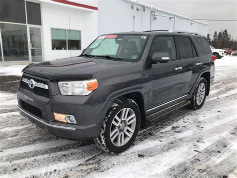 Used 2011 Toyota 4Runner Limited in Yarmouth - Used